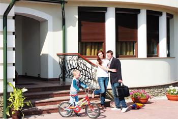 Защитные роллеты на окна Донецк