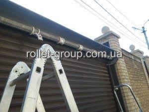 ремонт роллетных ворот в донецке