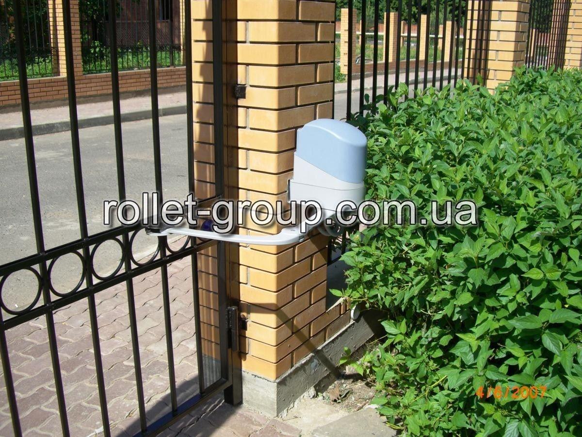 Электро привод для ворот металлические распашные ворота в сосново ленобласти