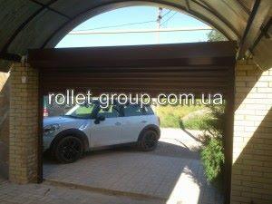 ролеты на гараж луганск