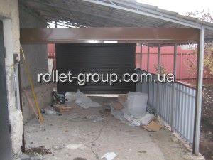 купить роллетные ворота в Черняхове