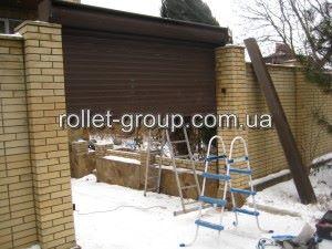 роллетные ворота в луганске